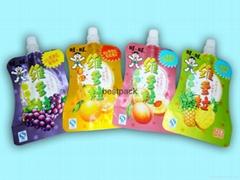 果凍自立袋