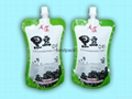 spout pouch for soybean milk 250ml