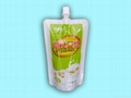 standing pouch for soybean milk