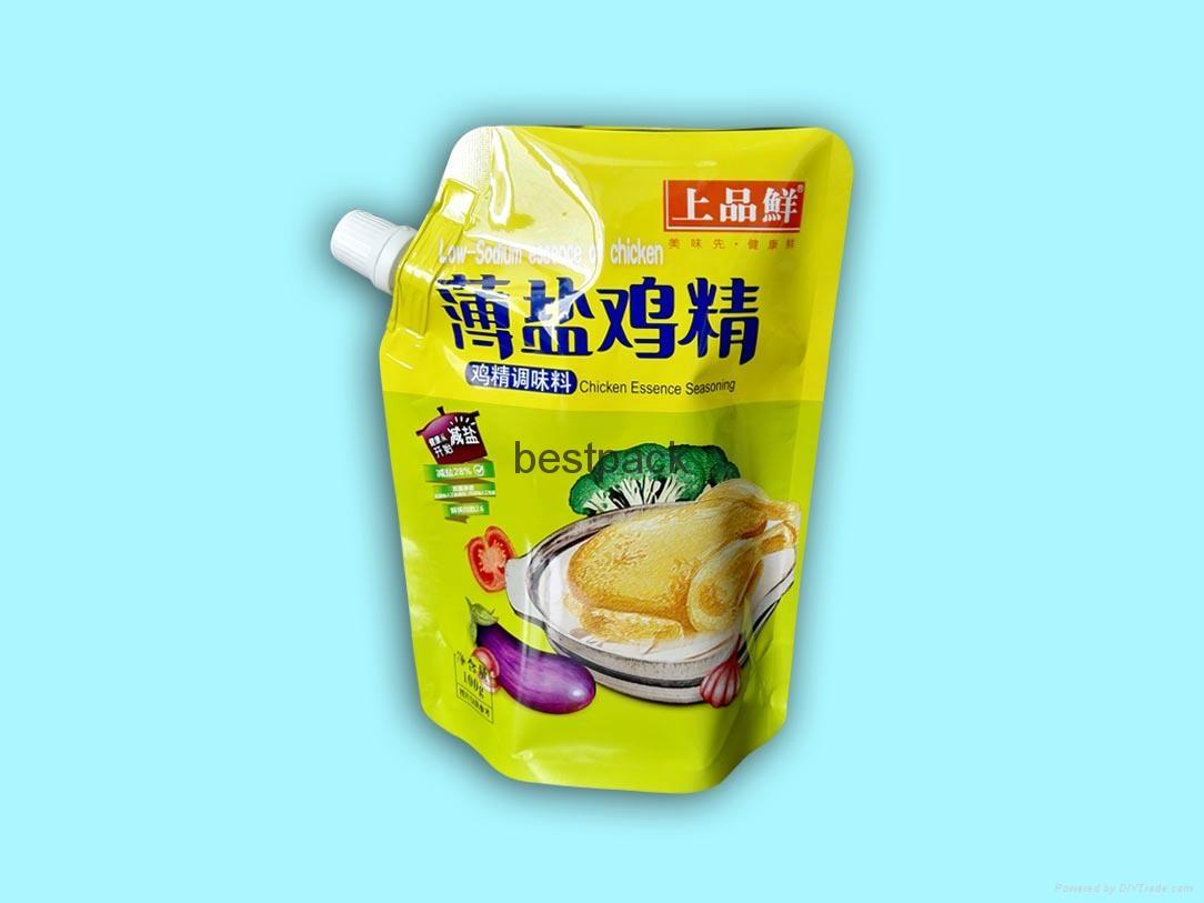 調味品吸嘴袋 1