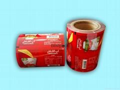 rollstock for tomato paste