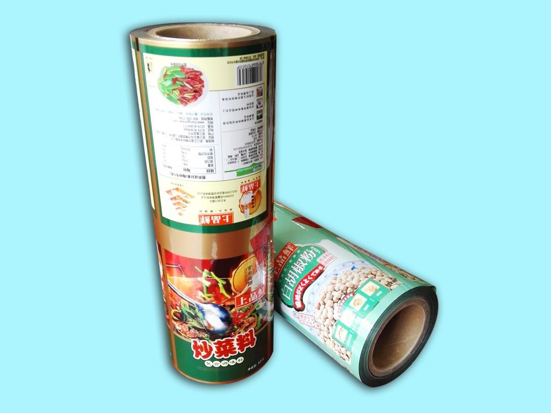 調味品包裝卷膜 1