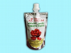 doypack for tomato paste