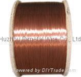 copper clad aluminium magnesium alloy wire (CCAM)