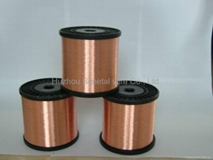 copper steel wire