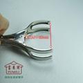工廠直銷 富米麗 加大號不鏽鋼防風夾 衣夾(XL) 彩袋包裝 4