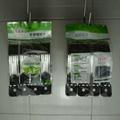 工廠直銷 富米麗 加大號不鏽鋼弧形棉被夾 衣夾(XL) 彩袋包裝 1