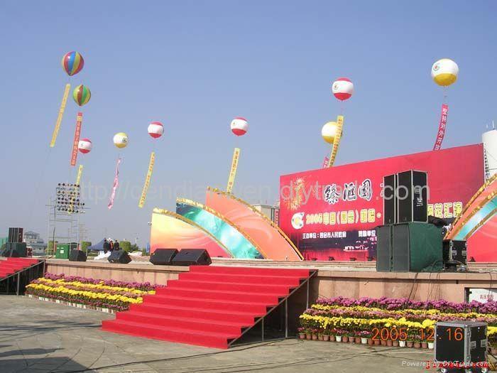 南京會務展覽公司活動桌椅出租 1