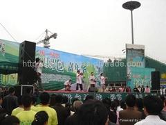 南京展覽會議路演搭建服務