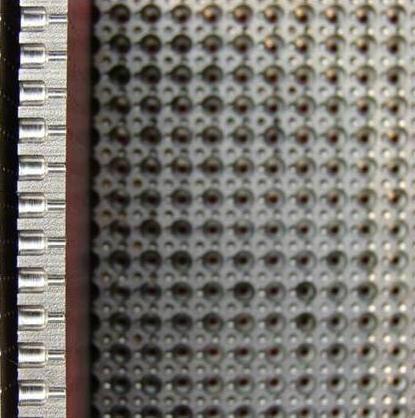 孔形筛板 1