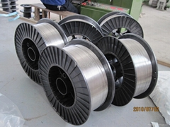 Flux cored wire for hardfacing