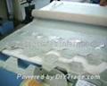 Hydraulic pressure powered cutting machine