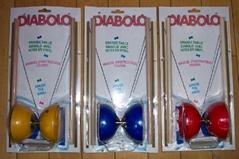 Plastic J   ling Diabolo