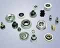 Custom design bearings and plastic