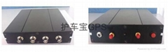 3G视频型车载GPS定位监控系统