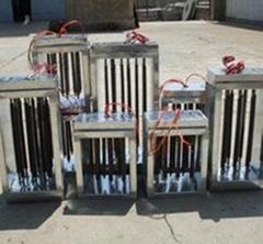 水系統中央空調輔助電加熱器