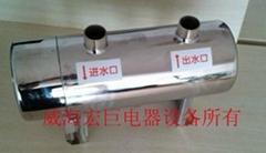 风道式空调辅助电加热器