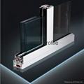 Plastic Window Profiles-Lumei Window