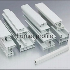 High Quality Best Price Lumei UPVC Profiles