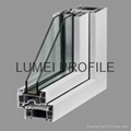 UPVC Window Material with Different