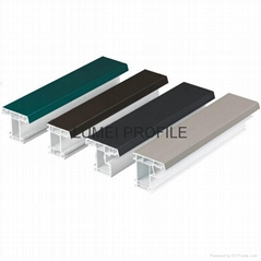 Lumei pvc profile for windows in China