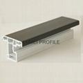 88 sliding plastic  window profile