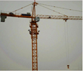 QTZ125(6015) Top Kits Tower Crane 10ton Construction Building Tower Crane