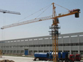 China Factory Construction Machinery QTZ80 Tower Crane