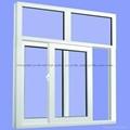 High Quality  Plastic Window and Door
