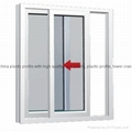 Cheap UPVC Windows for Social Project