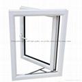 Good Quality PVC Window Profile Casement Windows