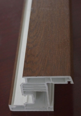 Good Quality PVC Window Profile Casement Windows