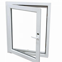 High Quality  Plastic Window and Door
