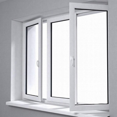 High Quality PVC Window UPVC Window Plastic Window and Door