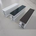 Pvc Window Profiles : Plastic window profiles in irovry white color series