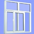 Different Colored UPVC Profile Supplier in China