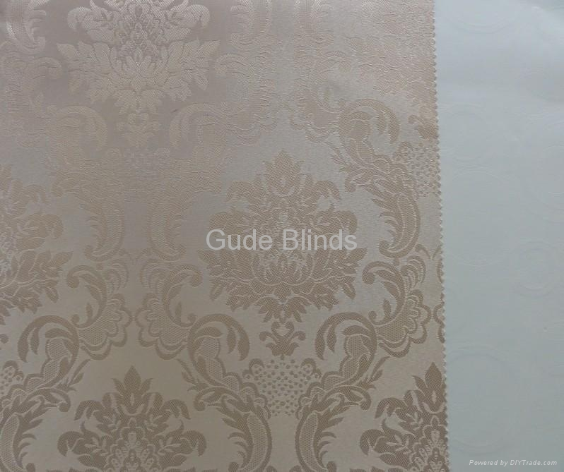 Blackout roller blinds fabric 4