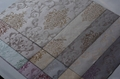 silver yarn dyed jacquard roller blinds fabric 6