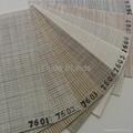 Sun screen fabric 7600 series 2