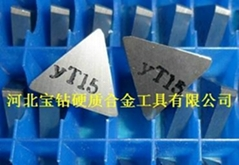 YT15 3130511精磨銑刀片