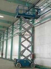 上海蕊基机械设备租赁有限公司