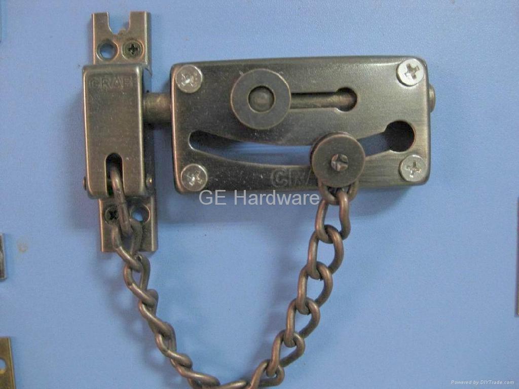 不锈钢防盗链 3