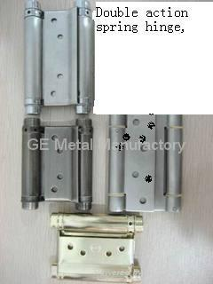 Double Action Spring Hinge 2