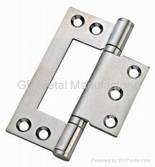 Stainless Steel Flush Hinge,Enameled hinge