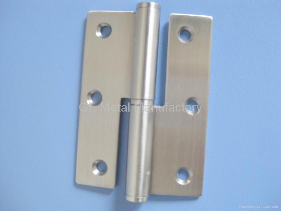 Slip joint hinge 1
