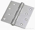 stainless steel ball bearing hinge