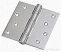 stainless steel ball bearing hinge