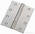 stainless steel three knuckle hinge