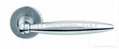 Stainless Steel Door Lever Handle