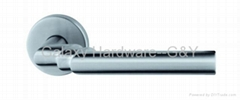 Offset Lever Handle